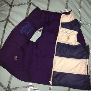 Girls Polo Ralph Lauren vest